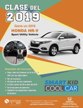Smart Kid Cool Car SP