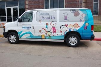 immunizations van